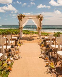 Grand Hyatt Kaui made Destination Wedding Magazine's top picks!