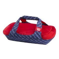 Portables® 100th Anniversary 3-qt Bag, Red/Blue