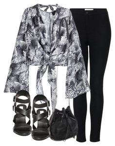 """""""Untitled #16974"""" by florencia95 ❤ liked on Polyvore featuring Topshop, H&M, STELLA McCARTNEY and Steve Madden"""
