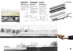 Guggenheim | Helsinki #Architecture #Competition #PresentationBoard