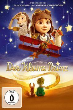Mark Osborne: Der kleine Prinz DVD  #film #movie #women #romance #romantik #news #website
