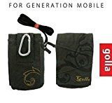Golla Pouch with Neck-strap and Belt Loop Fits Your iPhone, 3G, 3GS, 4 iPod, Most Point And Shoot Canon, Nikon, Casio, Olympus, and Sony Compact Cameras and Most Hand Held Devices