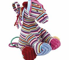 Jellycat Maypole Pony Musical Pull This soft and jolly, multicolour, multi-stripe pony has a colourful ribbon mane, and he loves to be pulled. When you give him a tug youll hear a gentle, tinking sound. http://www.comparestoreprices.co.uk/furniture-store/jellycat-maypole-pony-musical-pull.asp