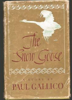 The Snow Goose, 1941  Paul Gallico