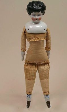 china head doll....Not many of these around anymore... Do you have one?
