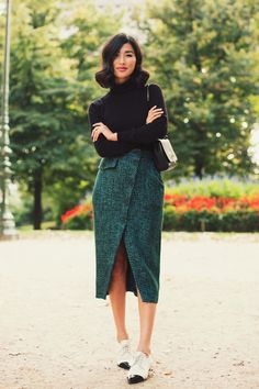 """amordeimagenes: """" Outfits de moda con faldas 2017 ¡Exclusivas Ideas! """""""
