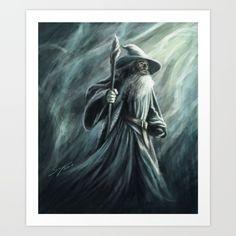 Gandalf Tattoo, Tattoo Art, Tattoo Ideas, Whimsical, Nerd, Batman, Fan Art, Superhero, Art Prints