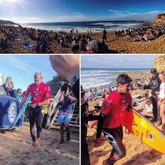 World Surf League! #mickfanning #gabrielmedina #surfchampionship #bellsbeach #aussielife #dayoff by jorginho.guimaraes http://ift.tt/1KnoFsa
