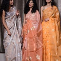 Affordable Designer Saree Collection You Need To Take A Look Designer Sarees Collection, Saree Collection, Pakistani Fashion Casual, Indian Fashion, Women's Fashion, Fashion Trends, Dress Indian Style, Indian Wear, Indian Attire