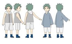 Akashi Hatake KxH child Color by SunakiSabakuno