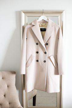 Max&Co. beige cashmere coat