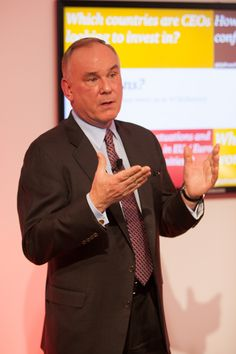 Dennis Nally presents the results of PwC's 18th Annual CEO Survey: www.pwc.to/usceosurvey