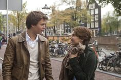 "book to movie::: Start Crying, Because The Official Trailer For ""The Fault In Our Stars"" Is Finally Here"