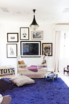 9 Tips for Designing a Nursery / Get started on liberating your interior design at Decoraid (decoraid.com).