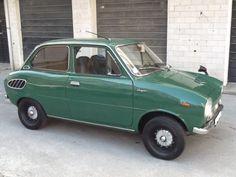 Two Stroke Triple: LHD 1966 Suzuki Fronte SS 360