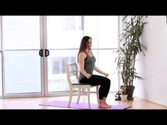 Stretching Exercises for Older People to Lose Weight : Yoga & Exercise Tips - YouTube