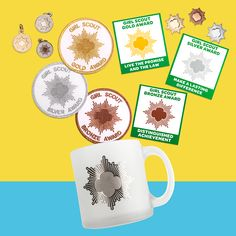 Reward your Girl Scout for all her hard work earning her Bronze, Silver, or Gold Award with these gifts from the Girl Scout Shop.