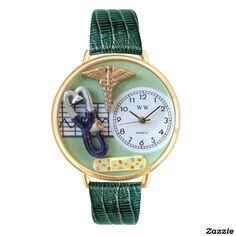 Nurse 2 Green Watch