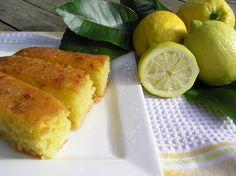 Neesie Natters: Lemon Drizzle Cake