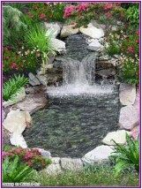 35 the best garden pond landscaping ideas you must have how to add fish to a backyard garden pond Backyard Water Feature, Ponds Backyard, Backyard Ideas, Garden Ponds, Diy Garden, Indoor Garden, Garden Bed, Contemporary Garden Design, Landscape Design