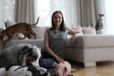 Haustierliebe <3 #pets #haustiere #katzen #hund #petlover #doglover #catlover #cats Cat Lover, Pets, Animals, Cats, Doggies, Animales, Animaux, Animal, Animais
