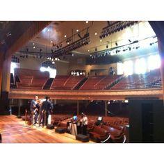 The Ryman Auditorium today.