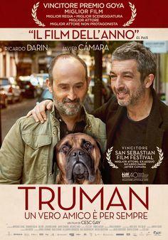 Truman un vero amico è per sempre, il film di Cesc Gay con Ricardo Darin e Javier Camara, dal 21 aprile al cinema.