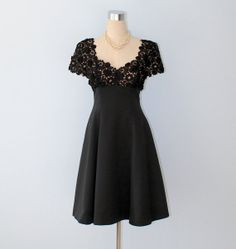 VICTOR COSTA Party Dress