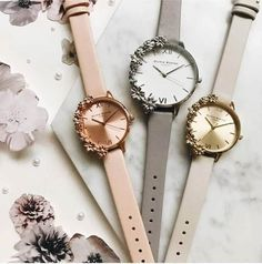 Swiss Army Watches Are So Precise! Stylish Watches For Girls, Trendy Watches, Watches For Men, Women's Watches, Fancy Watches, Elegant Watches, Beautiful Watches, Olivia Burton, Cute Jewelry