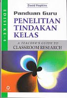 Gambar Buku Panduan Guru Penelitian Tindakan Kelas (A Teacher's Guide To Classroom Research)  http://ajibayustore.blogspot.co.id/2015/06/panduan-guru-penelitian-tindakan-kelas.html