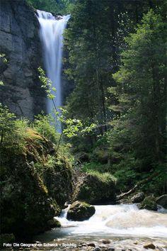 Schweiz|Wasserfälle|(Ai)löwenfall  Appenzell☑ Swiss Travel, Basel, Switzerland, Waterfall, Outdoor, Viajes, Outdoors, Waterfalls, Outdoor Games