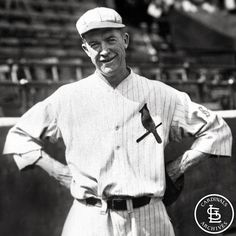 Grover Cleveland Alexander (Pitcher, 1926-1929) was born February 26, 1887.