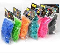 32 Best Rainbow Loom Refills All Colors Images In 2014