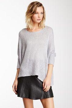 Sequin Dolman Sweater