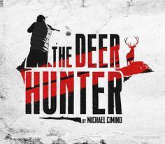 The Deer Hunter - alternate Movie Poster - robert de niro, movie, war, vietnam, film, cinema, michael cimino, christopher walken, platoon, apocalypse now, russian roulette, oscar, die durch die hölle gehen, thunderbolt and lightfoot, classic, alternate Movie Poster