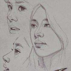✏😬Today's practice #sketch #dikatoolkit