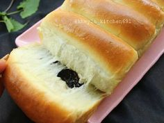 "Resep Eggless Bread (roti tanpa telur) #beraniBaking favorit. Sources mbak yu q ( ribka arini ) Telur mahal sekarang 😢😢 jd pikir"" mau baking"" ... worry sma isi domfet 😄😄 Ehh tapi jngn kawatir Mbkyu q punya resep andalan buat sarapan bjonya yg katax kyk pak bule maemx roti tiap hari bayangin klo pke telur bs nangis beliau 😄 Tapi jngn slh ya walaupun eggless ini lembut bgt .. jd cintah rasax jg enak g bau telur .. match di isi apa aja sosis , selai""an .. Suwun yu suda... Dog Cake Recipes, Dog Treat Recipes, Dog Food Recipes, Cooking Recipes, Burger Bread, Roti Bread, Roti Recipe, Eggless Recipes, Dog Cakes"