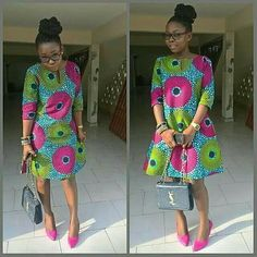 African women's clothing, african dress, dashiki , women's dashiki dress, women's African clothing - Brenda O. African Print Dresses, African Fashion Dresses, African Attire, African Wear, African Women, African Dress, African Style, African Prints, Ankara Fashion