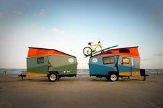Cricket Pop up trailer #camping