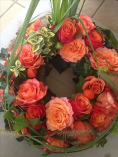 Rosen, Blütenkranz