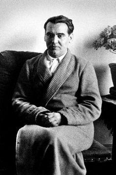retrato de Lorca (quinta fotografía)