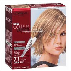 Couleur Experte is the only at-home dual-system coloring kit that combines in just one box permanent base color with harmonizing highlights. Description from shopstyle.com. I searched for this on bing.com/images