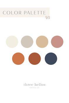 Palettes Color, Blush Color Palette, Earthy Color Palette, Color Palate, Green Palette, Neutral Palette, Home Modern, Modern Boho, Danish Modern