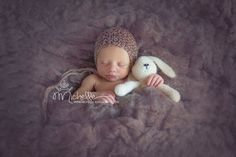 Bright Wholesale 3 Sets Newborn Mohair Bear Bonnets And Snuggle Sacks Newborn Photo Props Easy To Use Mother & Kids