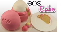 How to make an EOS Cake - YouTube this is not my video  but it is great and i am going to try this one day