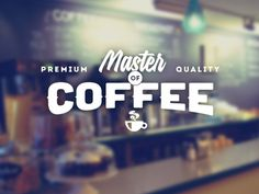 Master Of Coffee by Olivier Pineda