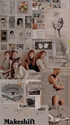 Red Velvet - ˗ˏˋwallpaper K-pop ˎˊ˗ Rv Wallpaper, Velvet Wallpaper, Wallpaper Quotes, Disney Wallpaper, Wallpaper Backgrounds, Aesthetic Header, Aesthetic Collage, Kpop Aesthetic, Pink Aesthetic