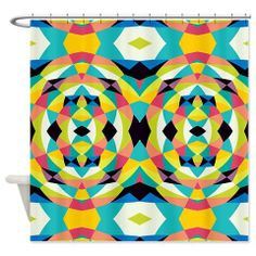 Shower Curtain  Mix 565  Ornaart Design by Ornaart on Etsy, $89.00