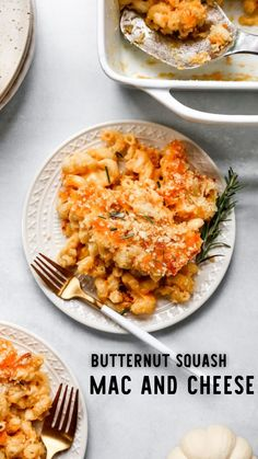 Pasta Recipes, Real Food Recipes, Vegetarian Recipes, Dinner Recipes, Cooking Recipes, Healthy Recipes, Pasta Dishes, Food Dishes, Butternut Squash Mac And Cheese