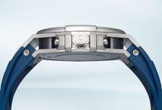 DWISS emme BLUE, luxury contemporary swiss watch manufacture Swiss Watch, Watches, Contemporary, Luxury, Blue, Clocks, Clock